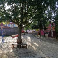 Spielplatz [(c) KITA und Hort Hoppelnase]