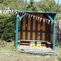 Gartenhaus [(c) KITA Holzbergwichtel]