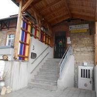 Holzbergwichtel - Eingang