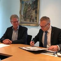 Kooperationsvereinbarung für Künstlerwohnungen unterzeichnet