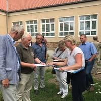 Diesterwegschule – 70 % der Arbeiten fertig gestellt