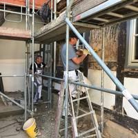 Unerwartete Holzschäden bei Gleimhaus-Sanierung