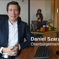 OB Szarata richtet sich mit Videobotschaft an die Halberstädter