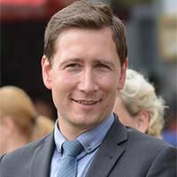 Daniel Szarata, Oberbürgermeister der Stadt Halberstadt