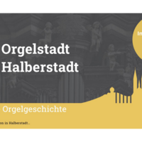 Orgelstadt Halberstadt