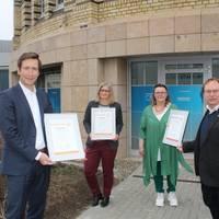 TOP-Lokalversorger: HALBERSTADTWERKE auch 2021 dreifach ausgezeichnet