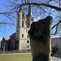 Martinikirche vom Dom aus gesehen