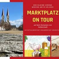 """""""Marktplatz on Tour"""" – belebt am 01. Mai den Domplatz Halberstadt"""