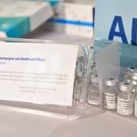 Die ersten gebrauchten Impfampullen Deutschlands sind nun zeithistorische Objekte [(c) Stadt Halberstadt, Pressestelle]