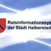 Ratsinformationssystem der Stadt Halberstadt