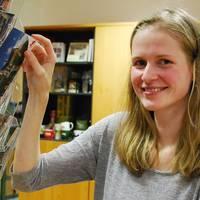 Tina Beckmann verstärkt seit Anfang November die Halberstadt Information.