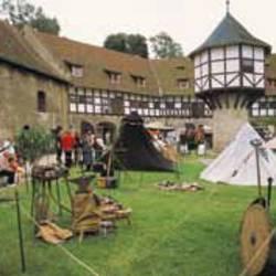 Innenhof der Westerburg
