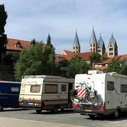 Urlaub in Halberstadt mit dem Wohnmobil