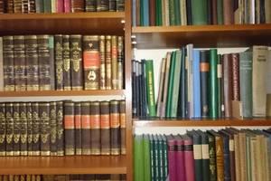 Bibliothek und Publikationen