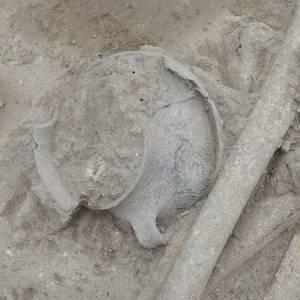 (c) Dr. Matthias Sopp, Archäologe, Grabungsleiter im Sonntagsfeld
