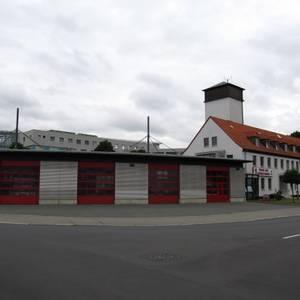 Feuerwehr- und Umweltwache der Stadt Halberstadt