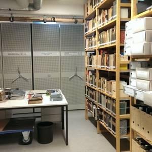 Historisches Archiv - Magazin