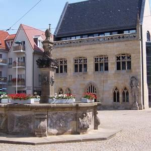 Stadtverwaltung Halberstadt - Rathaus