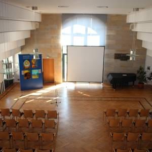 Stadtverwaltung Halberstadt - Der Ratssitzungssaal