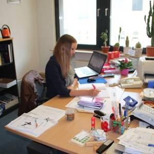 Stadtverwaltung Halberstadt - Im Büro