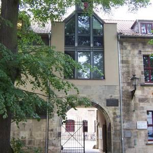 Stadtverwaltung Halberstadt - Torhaus Petershof