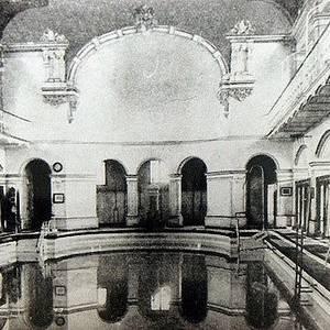 Städtische Badeanstalt von 1900