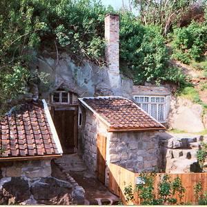 Höhlenwohnung in Langenstein