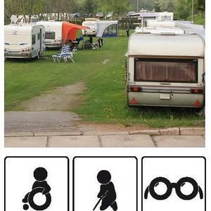 Campingplatz am Halberstädter See