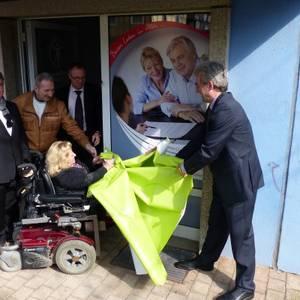 Eröffnung des Beratungszentrum Halberstadt 'Besser Leben im Alter'am 24.03.2014