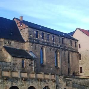 Stadtbibliothek \'Heinrich Heine\' Halberstadt