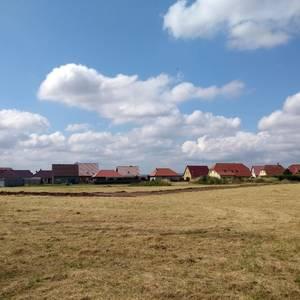 Westlich Sargstedter Siedlung - Letzter Bauabschnitt