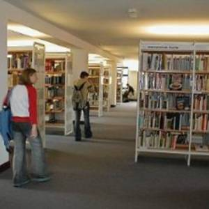 Stadtbibliothek Heinrich Heine