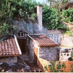 die Höhlenwohnungen