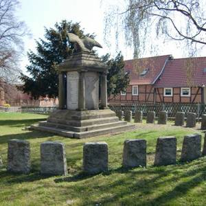 Denkmal in Sargstedt