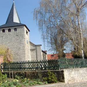 St. Stephani Kirche von Sargstedt