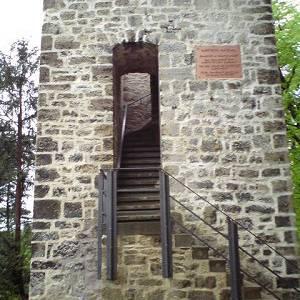 Sargstedt - Ortsteil von Halberstadt, Warteturm [(c) Jeannette Schroeder]