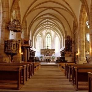 St. Pankratiuskirche in Ströbeck