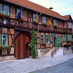 Schachmuseum von Ströbeck