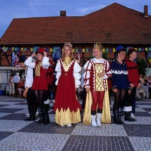 Jährliches Schachfest in Ströbeck