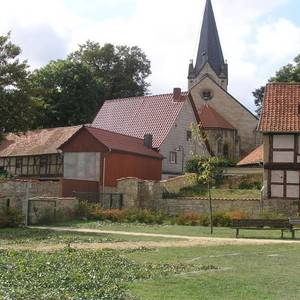Dorfkirche Ströbeck