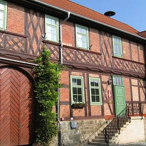 Schachmuseum in Halberstadt Ortsteil Schachdorf Ströbeck [(c): Jeannette Schroeder]