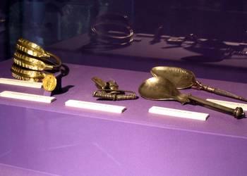 Grabfunde des 4. Jahrhunderts von Emersleben bei Halberstadt [(c) Städtisches Museum Halberstadt]