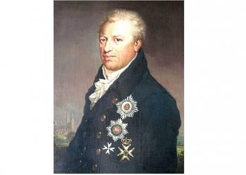 Johann August Ernst Graf von Alvensleben, letzter Domdechant in Halberstadt   (1758 – 1827), um 1800, Kopie, Friedrich Georg Weitsch (1758 – 1828), Leihgabe: Busso von Alvensleben [(c) Städtisches Museum Halberstadt]