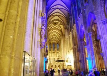 Halberstädter Nacht der Kirchen 2015 - Dom im Licht