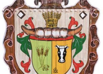 Wappen der Mühle von Klein Quenstedt, Ortsteil von Halberstadt [(c): Jeannette Schroeder]