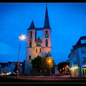 Halberstadt, Martinikirche - Karsten Hebbel