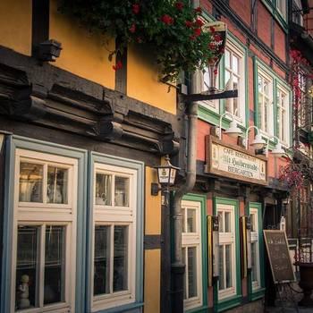 Halberstadt, Bunte Unterstadt - Karsten Hebbel