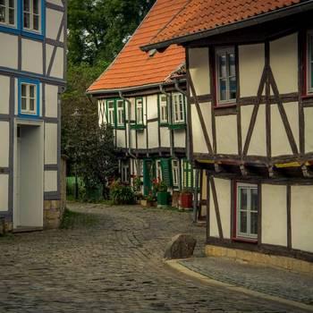 Halberstadt, Bunte Unterstadt -Karsten Hebbel