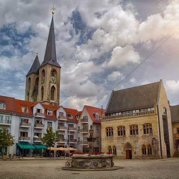 Halberstadt - Karsten Hebbel