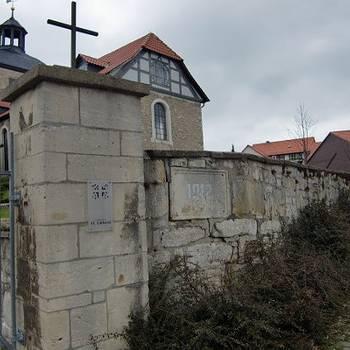 Urbani-Kirche in Aspenstedt, Ortsteil von Halberstadt